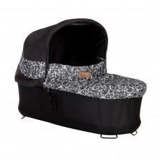 Vanička Mountain Buggy Carrycot plus UJ, terrain - graphit | Mountain Buggy