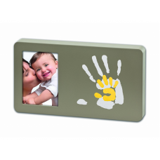 Baby Art Rámček Duo Paint Print Frame Taupe