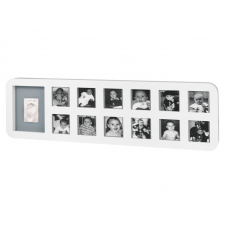 Baby Art Rámček 1st Year Print Frame White / Grey