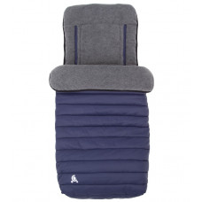 CUDDLECo Fusak do kočárku Comfi-Snug 2v1, Midnight Blue