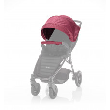 BRITAX RÖMER Farebný set ku kočíku B-Agile/B-Motion Limited, Geometric Wine Red