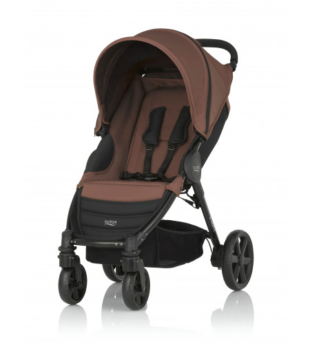 BRITAX RÖMER Kočík B-Agile 4, Wood Brown